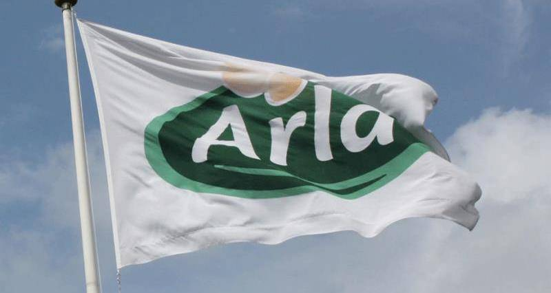 Arla Foods - Tractive Power