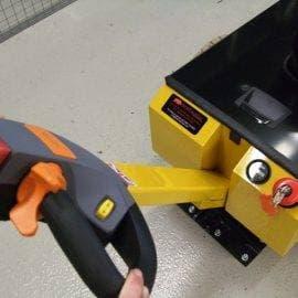 Battery Powered Pusher