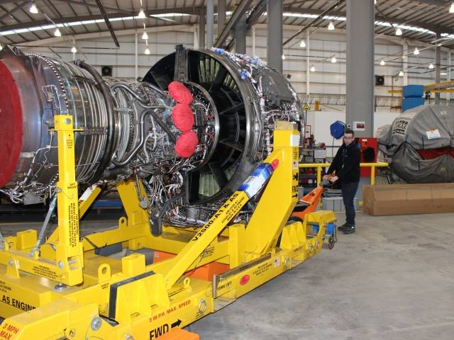 Electric Pushers for the aerospace industry