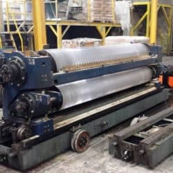 Tractive Tug in the paper industry