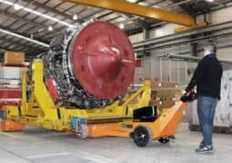 electric tugs - aerospace